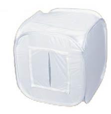 Fancier PB-01 - Cub difuzie pliabil 150x150cm pentru fotografiere produse