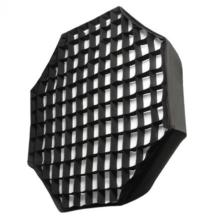 Fancier SB1002/90 - octobox 90cm + grid + inel Elinchrom