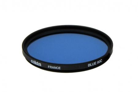 Filtru Cokin S022-43 Blue 80C 43mm