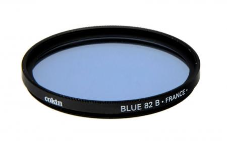 Filtru Cokin S024-49 Blue 82B 49mm