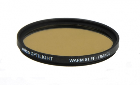 Filtru Cokin S037-49 Warm 81EF 49mm