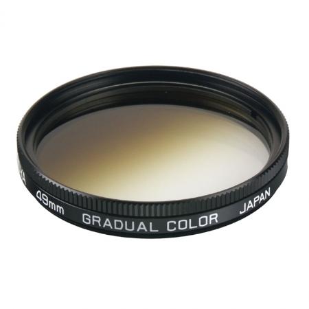 Filtru Hoya Gradual Tabacco Brown 49mm