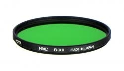 Filtru Hoya Green X1 62mm HMC