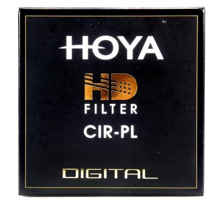 Filtru Hoya HD Polarizare Circulara (PRO-Slim)  55mm