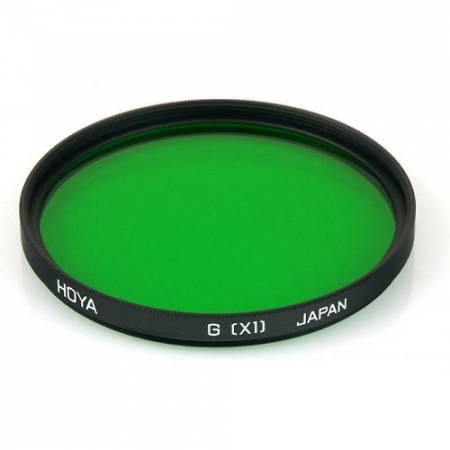 Filtru Hoya HMC Green X1 58mm