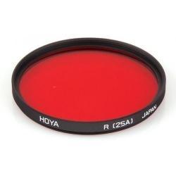 Filtru Hoya HMC Red 25A 72mm