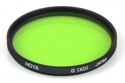 Filtru Hoya HMC Yellow-Green X0 67mm