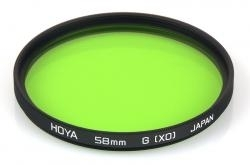 Filtru Hoya HMC Yellow-Green X0 77mm