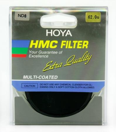 Filtru Hoya NDX8 HMC 62mm