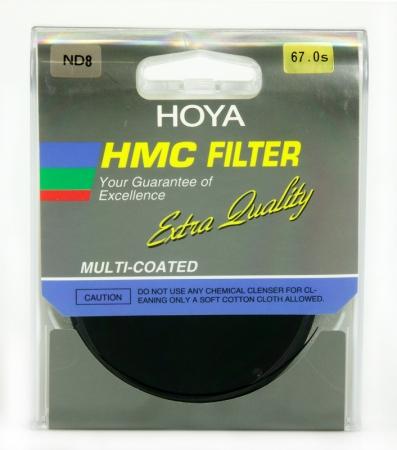 Filtru Hoya NDX8 HMC 67mm
