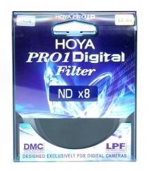 Filtru Hoya NDX8 Pro1 Digital 67mm