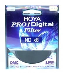 Filtru Hoya NDX8 Pro1 Digital 72mm