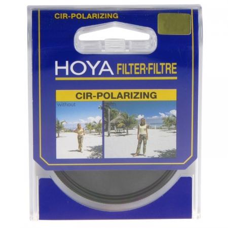 Filtru Hoya Polarizare Circulara 40.5mm