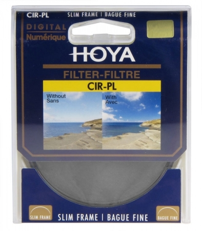 Filtru Hoya Polarizare Circulara Slim 62mm New