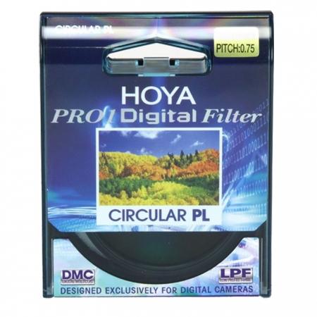 Filtru Hoya Polarizare Circulara Slim Pro1 Digital 58mm