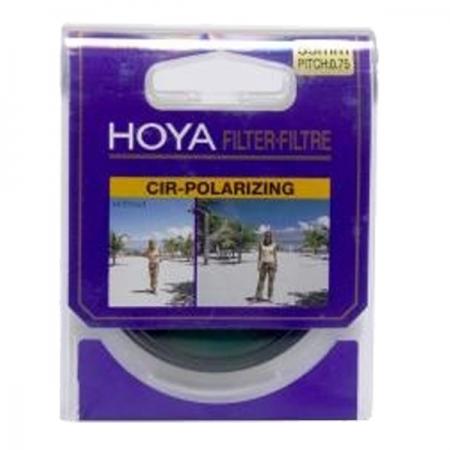 Filtru Hoya Polarizare Circulara Wide 55mm