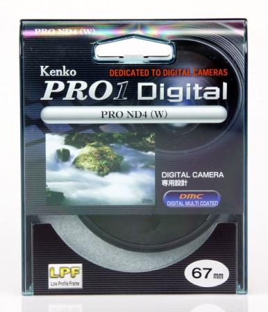 Filtru Kenko ND4 PRO1 D 67mm