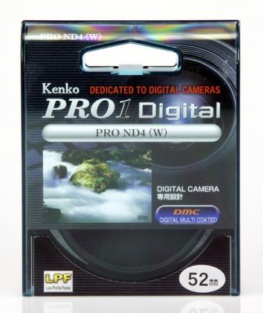 Filtru Kenko PRO1 D ND4 52mm