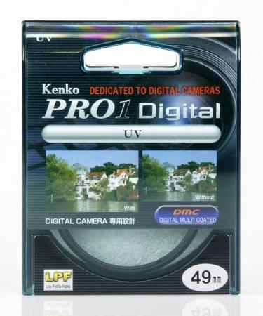 Filtru Kenko UV PRO1 D 49mm