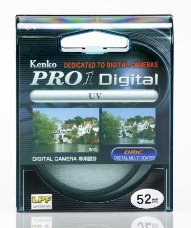 Filtru Kenko UV PRO1 D 52mm
