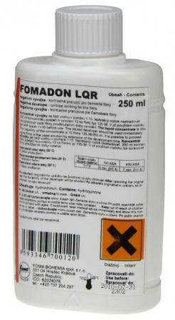Foma Fomadon LQR 250ml - Revelator concentrat film alb-negru pentru 2.75L