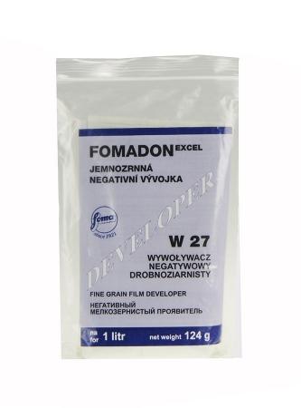 Fomadon W27 124g - Revelator solid pentru film alb-negru