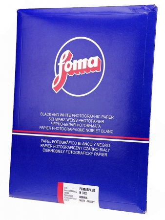 FOMASPEED 312N - hartie 24x30.5cm - 25 coli