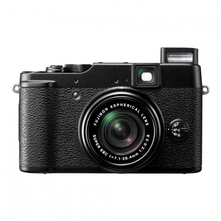 Fujifilm X10 - 12MP, zoom optic 4x, filmare Full HD, stabilizare