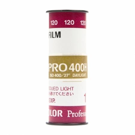 FUJI Pro 400 H 120 - film lat negativ color 1 buc.