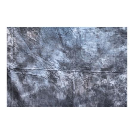 Fundal panza Muslin Albastru Inchis 3x6m KAST (W269)