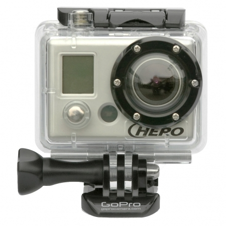 GoPro HERO HD 960 - camera video de actiune, filmare HD 960p
