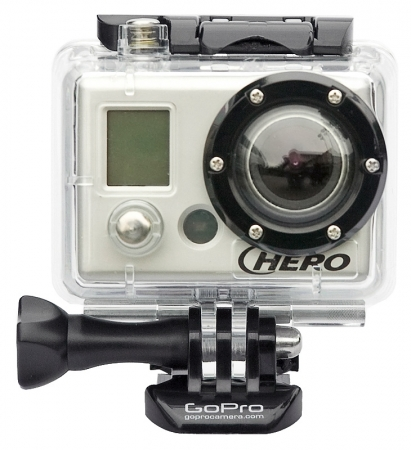 GoPro Motorsport HERO HD - camera video de actiune, filmare HD