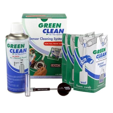 Green Clean Traveller Kit SC-4200 -kit curatare senzor prin aspiratie