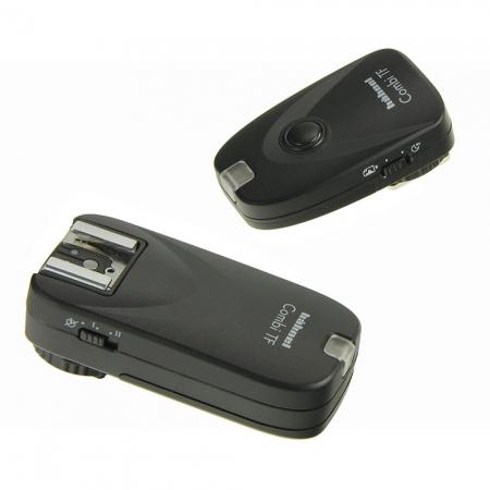 Hahnel Combi TF - telecomanda si declansator wireless pentru Nikon