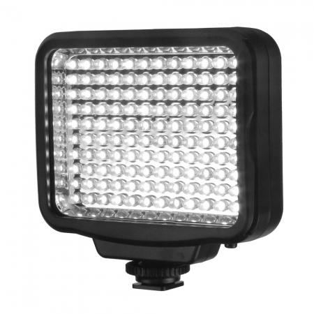 Hakutatz LED-5009 - lampa video de camera cu 120 leduri