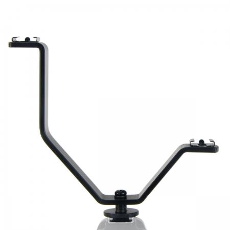 Hakutatz WSA-639 - Suport dublu pentru microfon si lampa