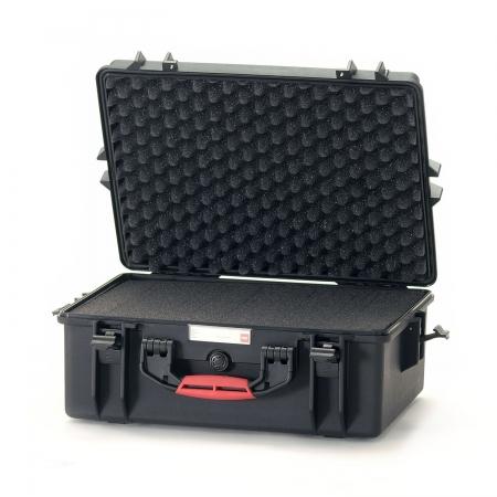 HPRC 2700C - geanta foto rigida cu bureti de protectie interiori