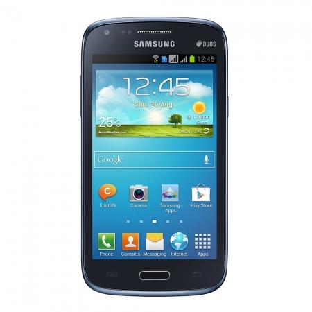 i8262 Galaxy Core Dual Sim albstru metalic - RS125010972