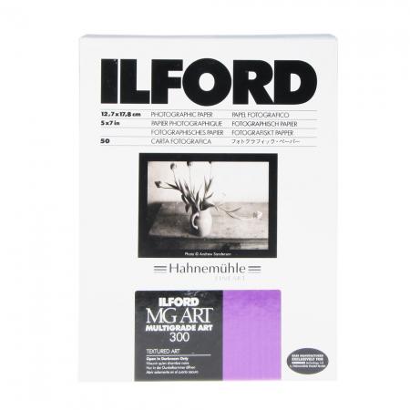 Ilford MULTIGRADE ART 300 13x18cm (50 coli)