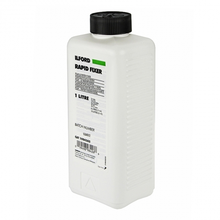 Ilford Rapid Fixer - fixator film si hartie (concentrat, 1000ml)
