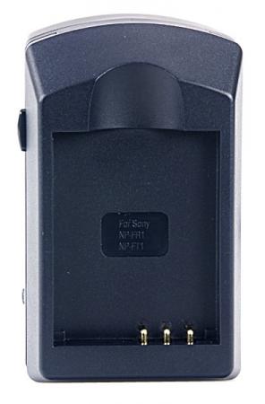 Incarcator compact de acumulatori tip NP-FT1,NP-FR1 pentru Sony(ACMP113E)