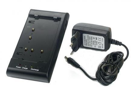 Incarcator pentru acumulatori Ni-Mh tip BT-N1 pentru camere video Sharp.( Cod AVH 301 ).