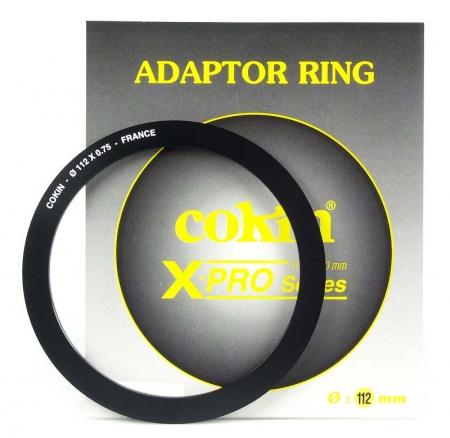 Inel adaptor Cokin X412A 112mm (0.75mm) pentru sistemul X-Pro