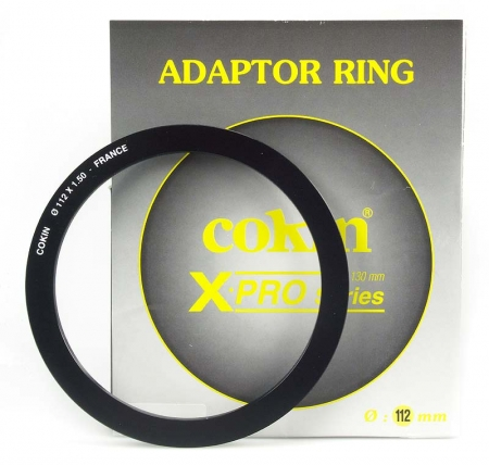Inel adaptor Cokin X412C 112mm (1.5mm) pentru sistemul X-Pro