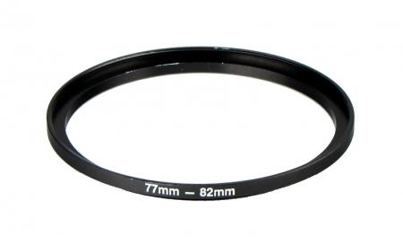 Inel reductie Step-up metalic de la 77-82mm