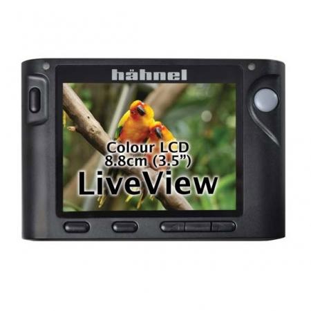 Inspire LiveView Hahnel - LCD Wireless si Telecomanda pentru Nikon