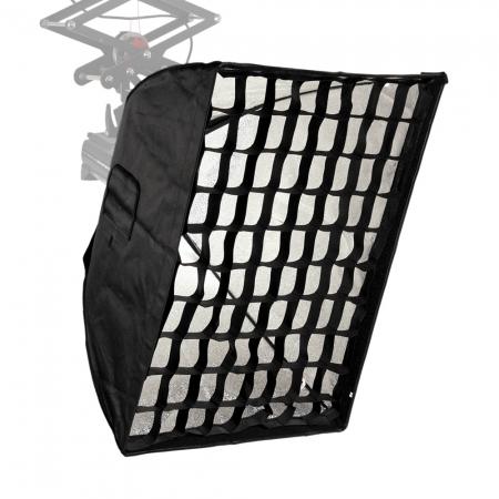 Kast KEC-6080 - softbox cu grid 60x80cm montura Elinchrom