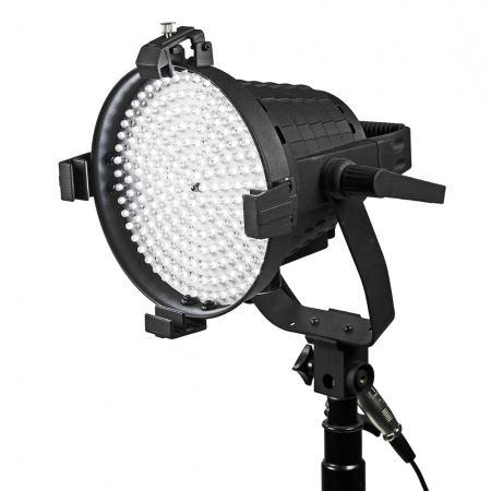 Kast KLSL-197R - lampa video cu 197 leduri 5300-5900K