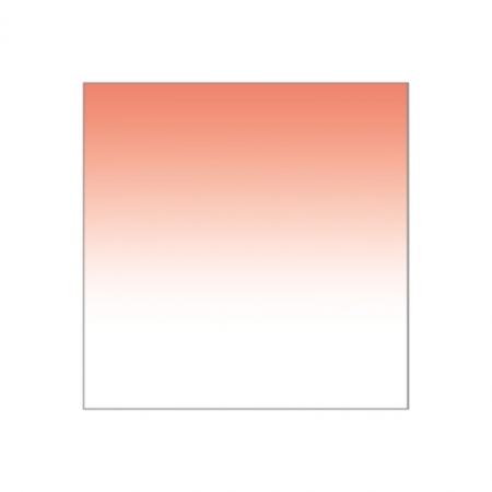 KentFaith P664 Gradual Fluo Red R1 - filtru gradual rosu fluorescent
