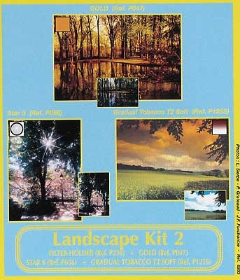 Kit filtre Cokin H211A  - Landscape 2